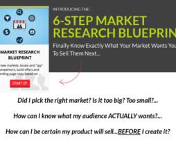 Ryan Deiss – 6-Step Market Research Blueprint