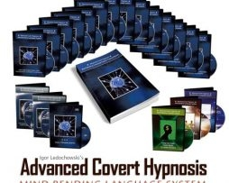 Igor Ledochowski - Advanced Covert Hypnosis Mind Bending Language