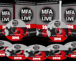 Todd Brown – MFA Live Event 2016 Recordings