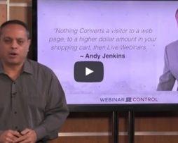 Mike Filsaime – Webinar Control