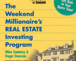 Mike Summey and Roger Dawson - The Weekend Millionaire's Real Estate Investing Program