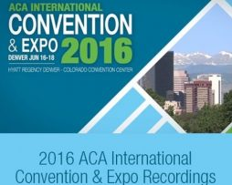 2016 ACA International Convention