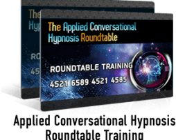 Igor Ledochowski - Applied Conversational Hypnosis Roundtable