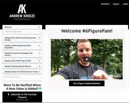Andrew Kroeze - The 6 Figure Digital Marketer
