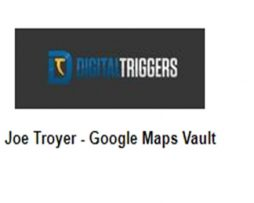 Joe Troyer - Google Maps Vault