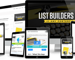Amy Porterfield – List Builders Lab 2.0