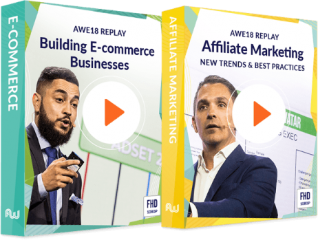 Affiliate World Europe (AWE 18) Replay Video Series