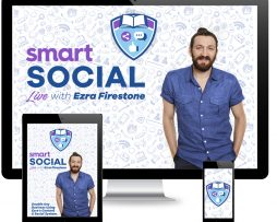 Ezra Firestone - Smart Social Live