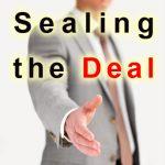 Alan Weiss - Sealing The Deal