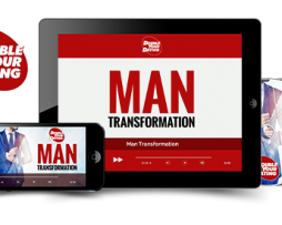 David Deangelo Man Transformation