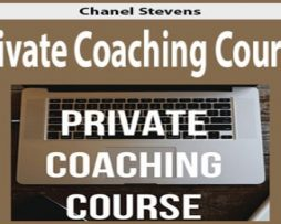 Chanel Stevens – Private Coaching Course 2018