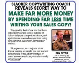 Ben Settle – CopySlacker