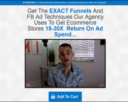 FB Ads Course for Ecommerce – SobeViral