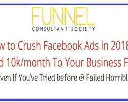 Dino Gomez – Funnel Consultant Society