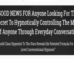 Advanced Ultimate Conversational Hypnosis by Dr. Steve G. Jones