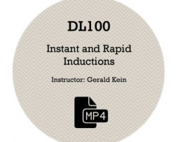 Gerald Kein instant and rapid inductions