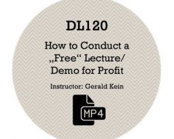 Gerald Kein - Hypnosis - How To Conduct A Free Lecture-Demonstration For Profit