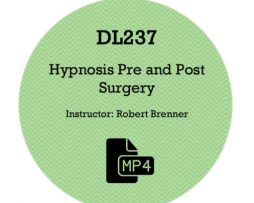 Gerald Kein - Hypnosis - 237 - Robert Brenner shows Hypnosis for Pre and Post Surgery