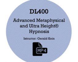 Gerald Kein - DL400 - AdvMeta and UltraHeight