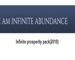 Infinite prosperity pack 2018
