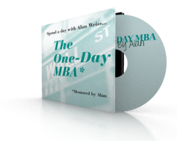 Alan Weiss - One Day MBA I, II, III, IV