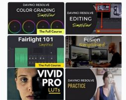 The Ultimate DaVinci Resolve Bundle by FilmSimplified