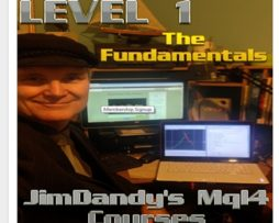 JimDandy's Mql4 Courses – All Lessons
