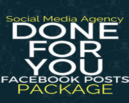 Ben Adkins – Social Media DFY Posts