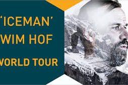 Wim Hof Tour 2018-Live Online Experience