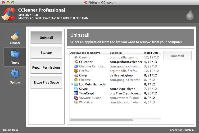 Ccleaner for windows 8 1 64 bit filehippo