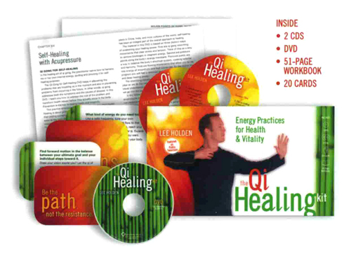 Lee Holden - Qi Healing Kit