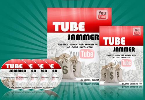 James Webb – Tube Jammer + OTO 1+ OTO 2