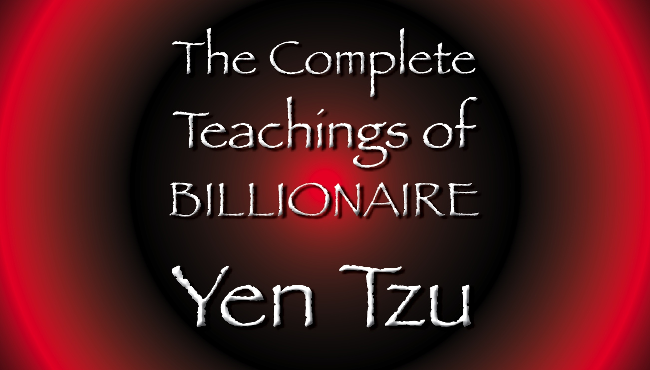 Colin Turner - The Complete Teachings of Yen Tzu