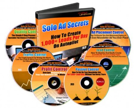 Daegan Smith - Solo Ad Secrets