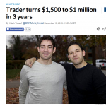 Tim Grittani: $1,500 to $1 Million In 3 Years