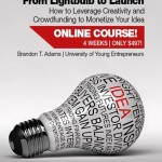 Brandon Adams – Lightbulb To Launch Crowdfunding