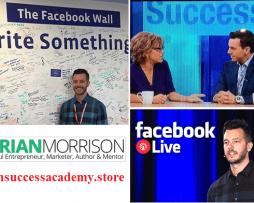 Adrian Morrison - eCom Success Academy 2018