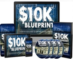 10k Blueprint Complete Sales Funnel With PLR