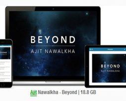 Ajit Nawalkha – Beyond