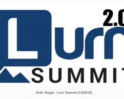 Anik Singal – Lurn Summit 2.0