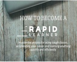 Scott Young – How to become a Rapid Learner
