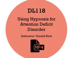Gerald Kein - Hypnosis For Attention Deficit Disorder