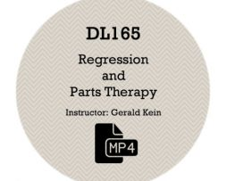 Gerald Kein - 165 - Regression and Parts Therapy