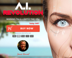 AI Revolution by James Renouf
