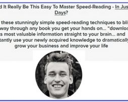 Rapid Learning: The Entrepreneur's 7 Day Speed Reading Blueprint