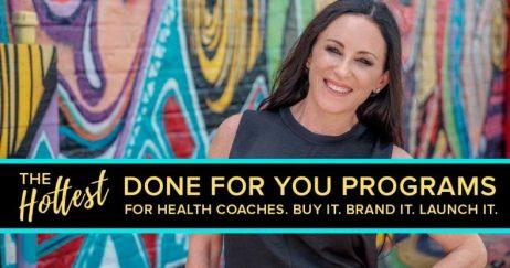 Rachel Feldman – Done For You Program For Health Coaches | Sugar Repair