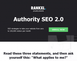Andrej Ilisin – Authority SEO 2.0